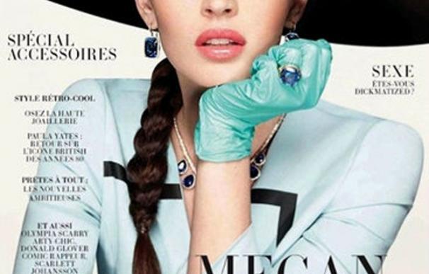"""Megan Fox: """"No me cambiaría por una chica fea"""""""