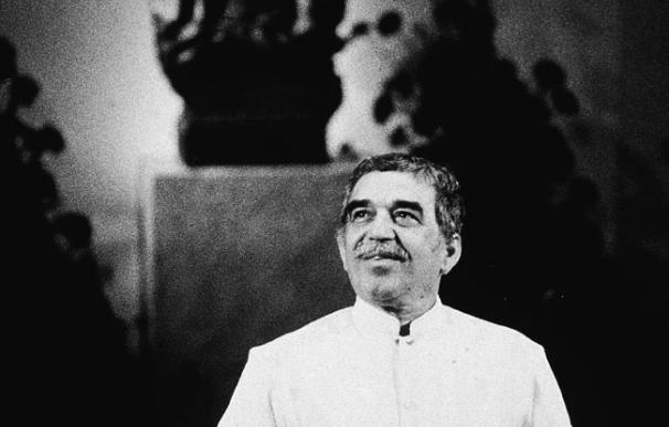 Gabriel García Márquez recoge el Premio Nobel de Literatura en 1982