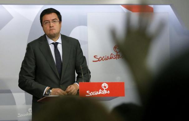 """El PSOE dice que no se sentará """"ni ahora"""" ni """"nunca más"""" con Barcina"""