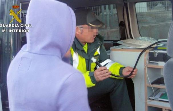 El conductor sobrepasaba en cuatro veces la tasa de alcohol permitida