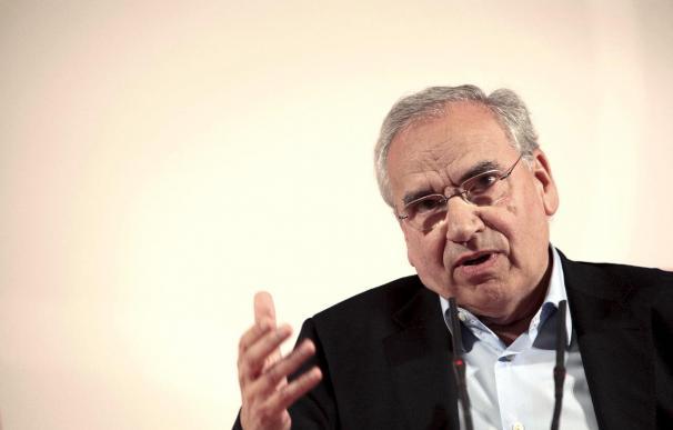 Guerra reclama que el PSOE forme un partido alternativo al PSC en Cataluña