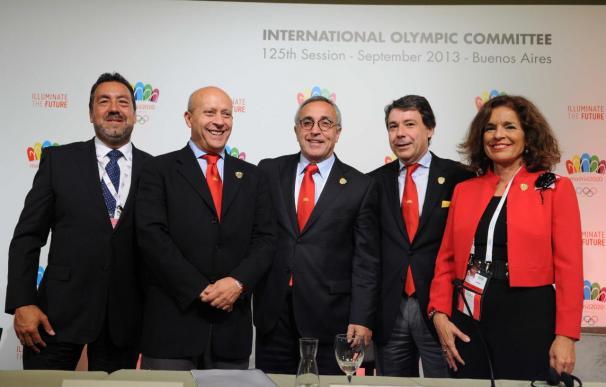 """Wert asegura que si Madrid tiene los Juegos """"tendrá un reflejo"""" en los presupuestos y que reforzará el Plan ADO"""