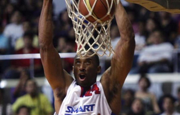 La estrella de la NBA Kobe Bryant jugará diez partidos con el Bolonia