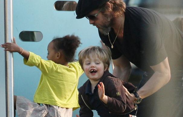 Brad Pitt antepone la paternidad a su carrera