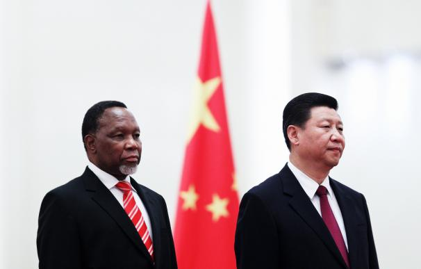 China consigue que el Dalai Lama no visite Sudáfrica.