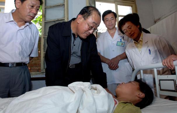 Una prueba de sangre determina tu futuro en China.