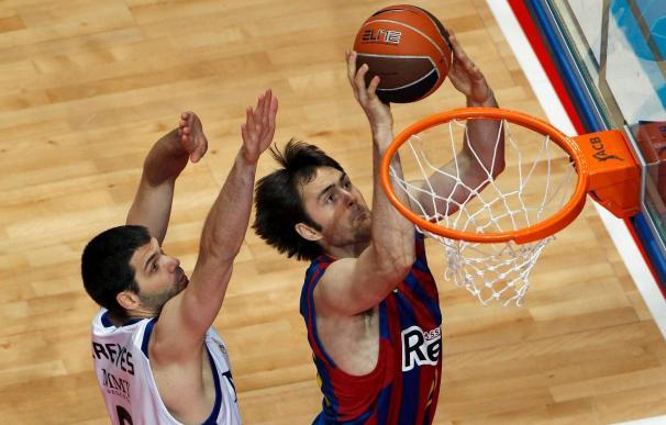 Real Madrid – Barcelona: el Clásico define el liderato de la ACB