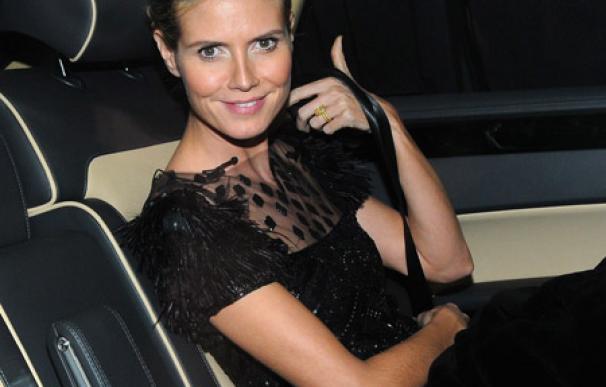 Heidi Klum llevará un disfraz peludo en Halloween