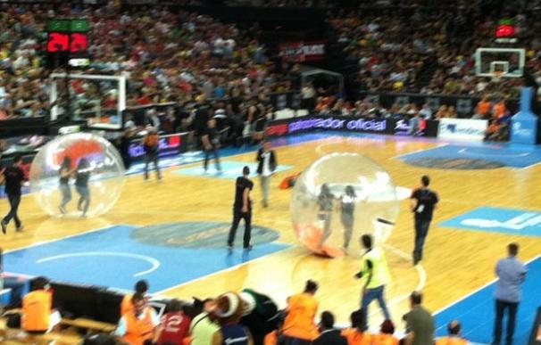 """""""Esto es Bilbao"""": Show NBA"""