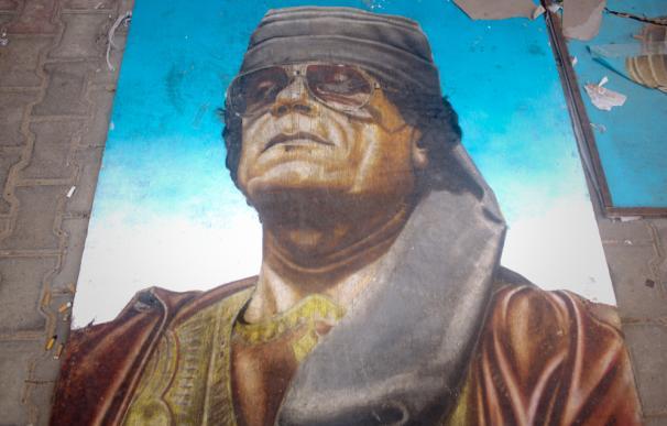 Éstas son las razones de los soldados que combaten por Gadafi.