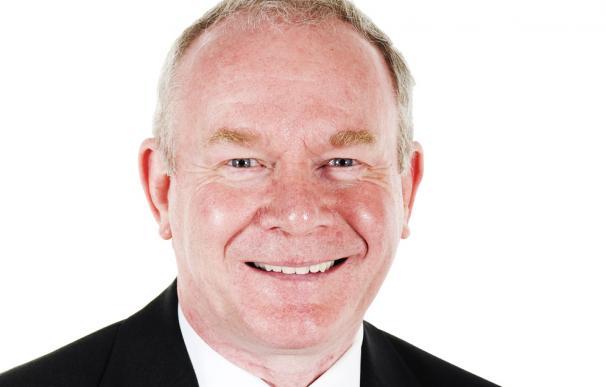 Martin McGuinness.