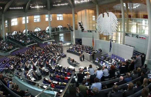 El Gobierno de Merkel, reforzado por la aprobación del Fondo de Estabilización en el Bundestag