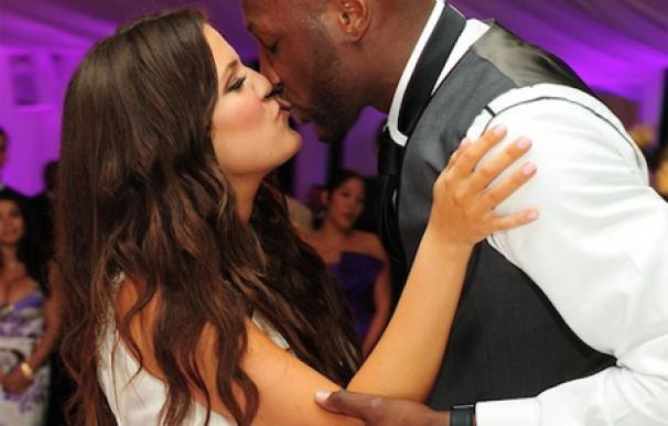 Khloe Kardashian se siente como una 'recién casada'