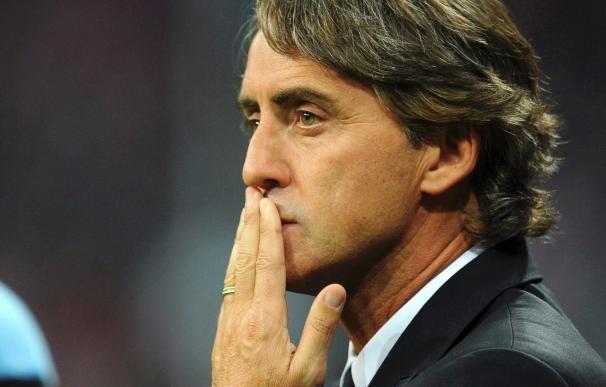 Mancini dice que Tévez no volverá a jugar con el Manchester City