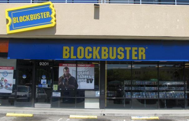 Blockbuster se prepara para competir con Netflix en peliculas por internet