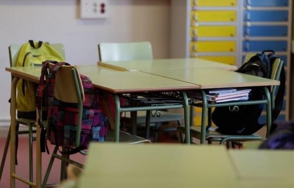 Hombre, con discapacidad y matriculado en centro público, perfil del alumno con necesidad específica de apoyo educativo
