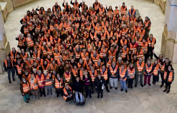 Cerca de 11.700 madrileños colaboran en Voluntarios por Madrid, que arranca el curso con más de 100 proyectos solidarios
