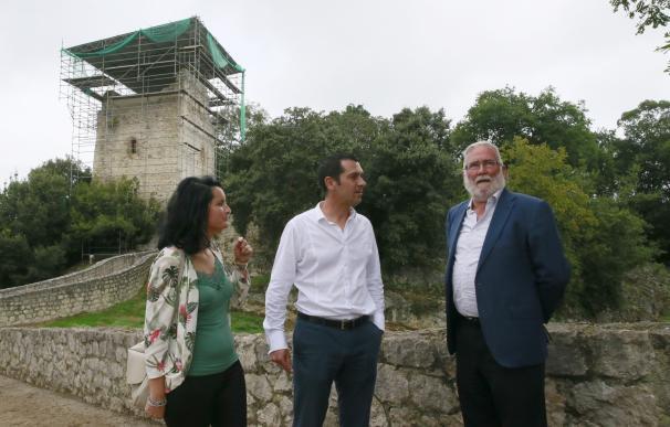 Cultura retoma el proyecto de rehabilitación de la Torre de Estrada