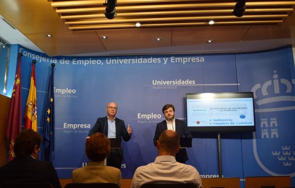 Symborg abrirá una nueva planta de productos agrícolas en Murcia, con una inversión de 28 millones