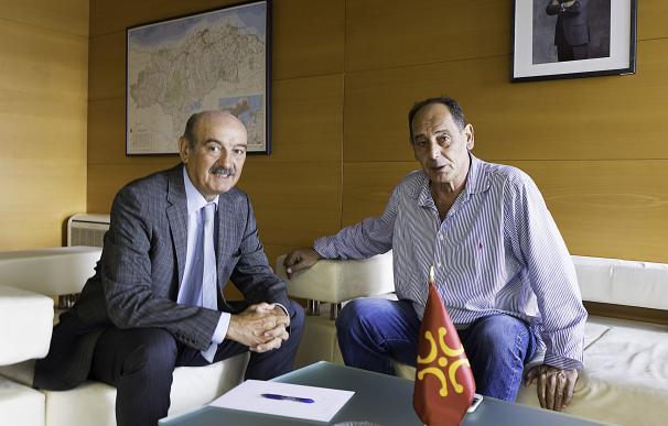 Mazón anuncia la próxima licitación de las obras de la carretera Heras-Gajano por 375.000 euros