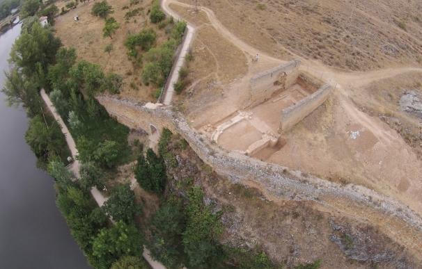 El Ayuntamiento de Soria logra la cesión de uso de la muralla por 50 años para optar al 1,5 por ciento Cultural