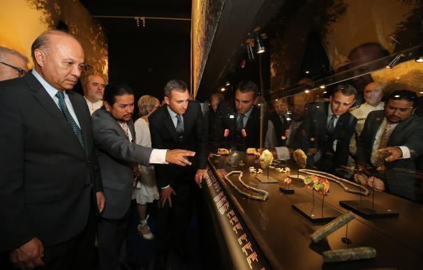 La exposición sobre los enigmas mayas en Alicante suma desde mayo 45.000 visitantes