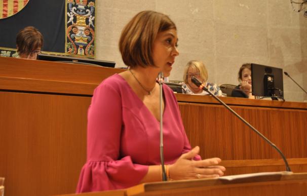 """Cs pide un """"cambio de rumbo"""" porque los rifirrafes entre los grupos de la izquierda no impulsan Aragón"""