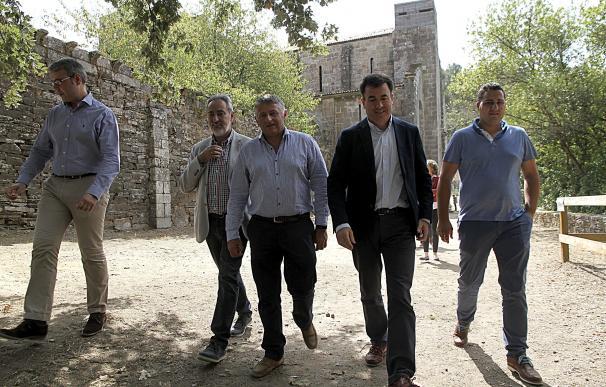 Cultura encargará este año el Plan Director del Monasterio de Carboeiro, donde prevé actuaciones por 224.000 euros