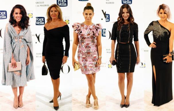 Elena Tablada, Norma Duval, Beatriz Luengo... dan el pistoletazo de salida a la Mercedes-Benz Fashion Week Madrid