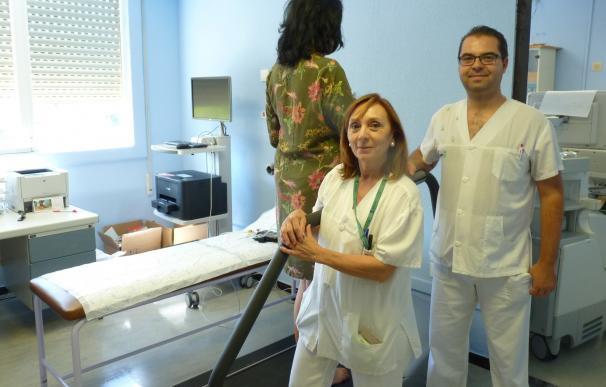 El Hospital de Puertollano mejora el diagnóstico de patologías cardiacas con un nuevo equipo para medir esfuerzos