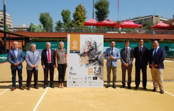 Copa Sevilla ATP Challenger de Tenis llega a su LV edición con jugadores de 15 países y 64.000 euros en premios
