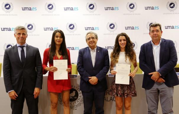 Tres alumnos de la UMA harán prácticas de turismo en Alemania con las becas Manuel Molina