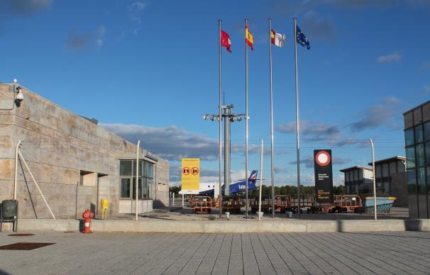 El aeropuerto de Albacete registra un descenso de pasajeros del 5,2% hasta el mes de julio