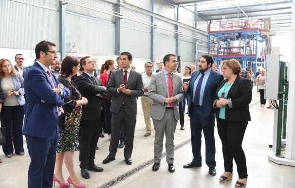 García-Page anuncia que Puertollano contará con un nuevo proyecto de biomasa que podría crear 150 puestos de trabajo