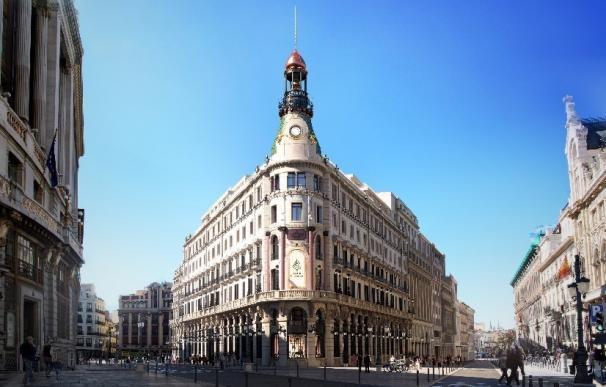 El Hotel Four Seasons de Canalejas incluirá piezas representativas del arte emergente español