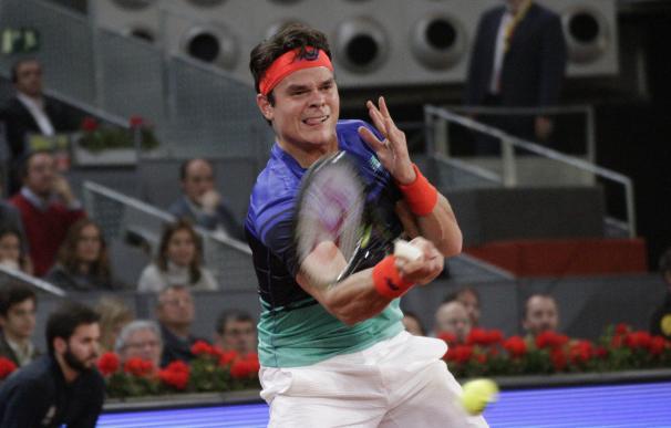 Raonic renuncia al US Open por su lesión de muñeca y espera volver antes de que acabe el año
