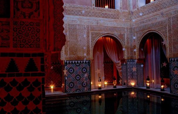 Más de 130.000 personas, la mitad malagueños, disfrutan del Hammam Al Andalus en cuatro años