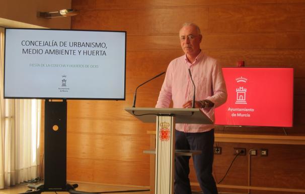 Degustaciones culinarias, premios, talleres y muestra de productos en la II Edición de la Fiesta de la Cosecha de Murcia
