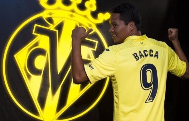 Bacca llega al Villarreal como cedido con opción de compra