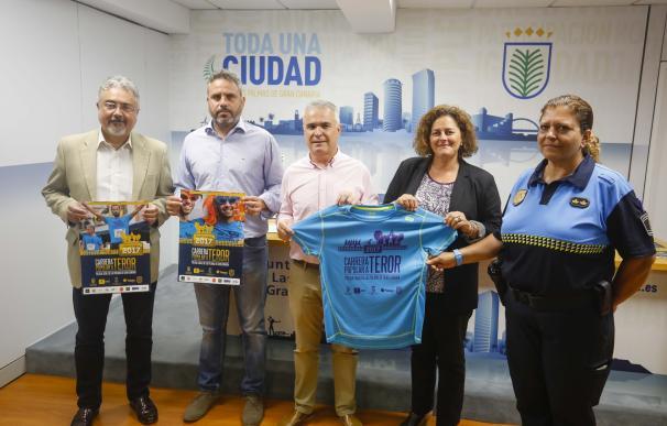 La Carrera Popular a Teror (Gran Canaria) espera la participación de unas 1.000 personas