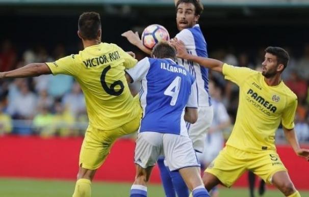 (Previa) Anoeta y Villamarín estrenan el curso con las visitas de Villarreal y Celta