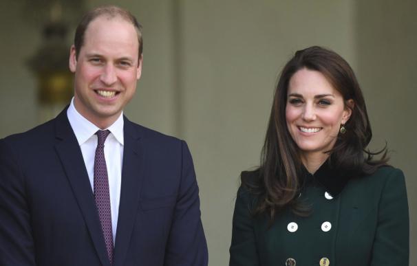 Kate y Guillermo esperan su tercer hijo
