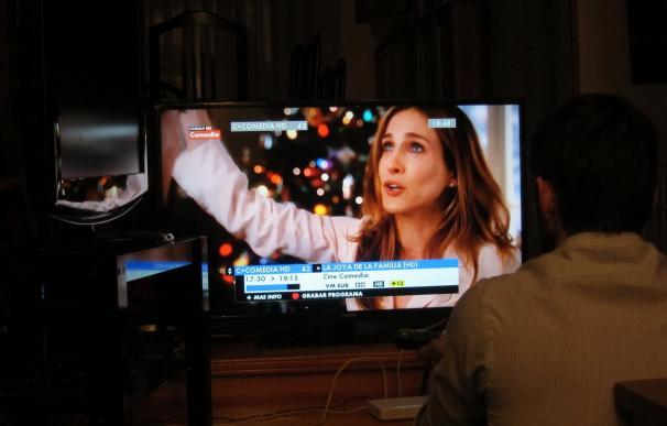 Extremadura es la comunidad con mayor consumo televisivo en agosto, según un estudio