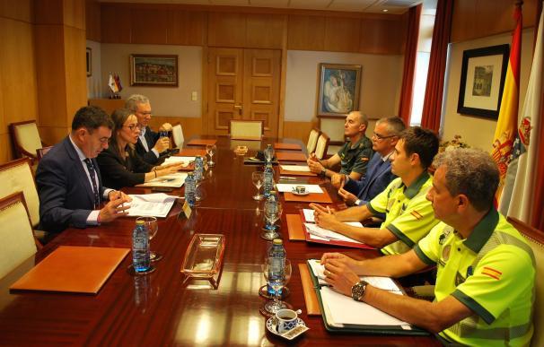 La Guardia Civil velará por la seguridad en el transporte escolar compartido con viajeros
