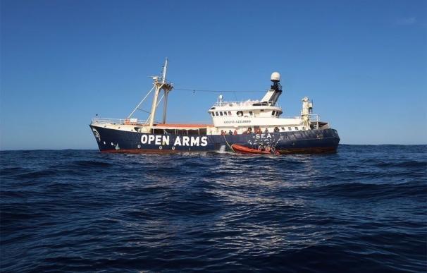 """El director de la ONG Proactiva Open Arms: """"El secuestro del buque fue un acto de piratería"""""""
