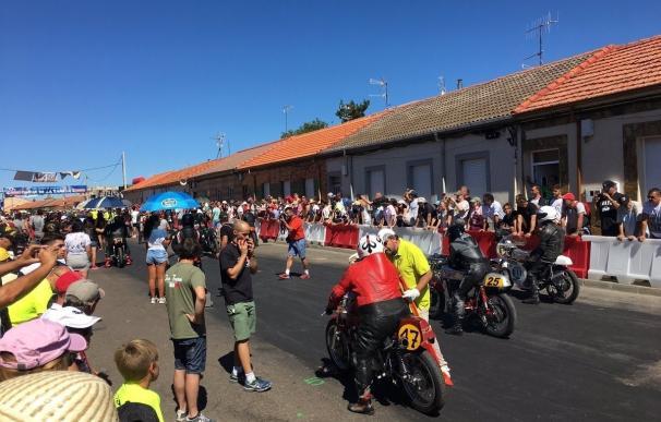 El GP de Motociclismo Ciudad de La Bañeza (León) homenajea a Ángel Nieto que ganó esta prueba hace casi medio siglo
