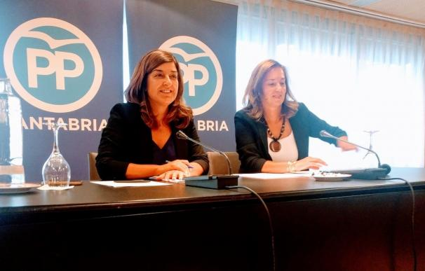 """Buruaga pide la """"implicación de todo el PP"""" para ganar las elecciones y """"gobernar"""" en 2019"""