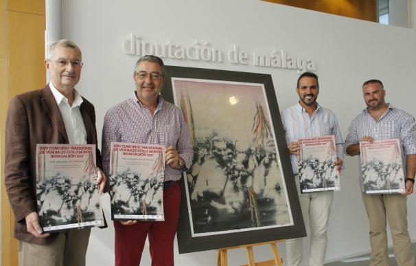 Benagalbón celebra una nueva edición del Tradicional Concurso de Verdiales