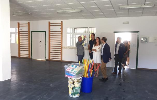 La Junta señala que el curso escolar da comienzo con normalidad en los centros de la provincia