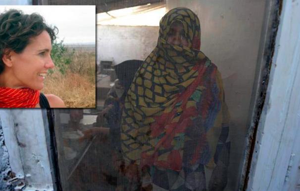 La cooperante asesinada en Afganistán es Lorena Enebral Pérez, de 38 años